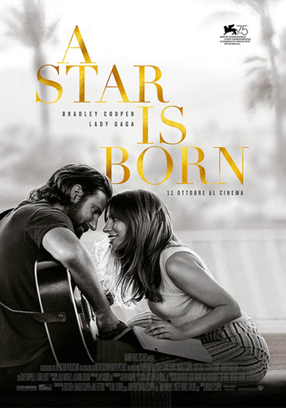 A Star is Born Cinema Pantelleria Cineteatro Scauri