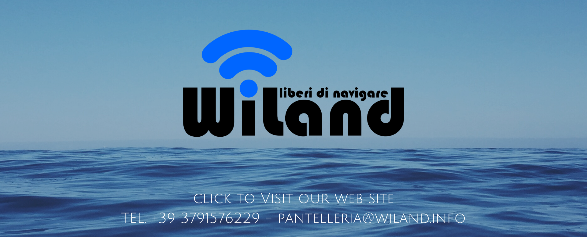 click to Visit our web site +39 3791576229 - pantelleria@wiland.info