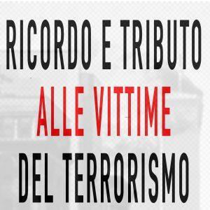 ricordo delle vittime del terrorismo